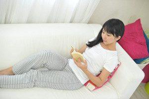 睡眠と読書